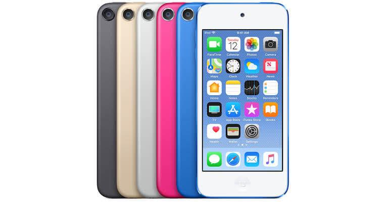 iPhoneを買おうと思ったらiPod touchが復活してしまったお話