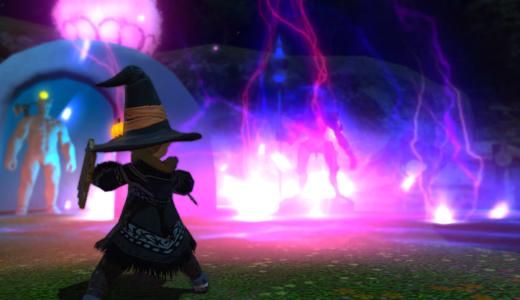 【FF14】呪術師始めました