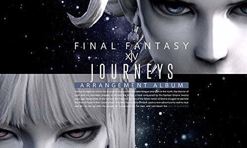 【FF14】バンド&ピアノアルバム「Journeys」を購入しました!収録曲等ご紹介