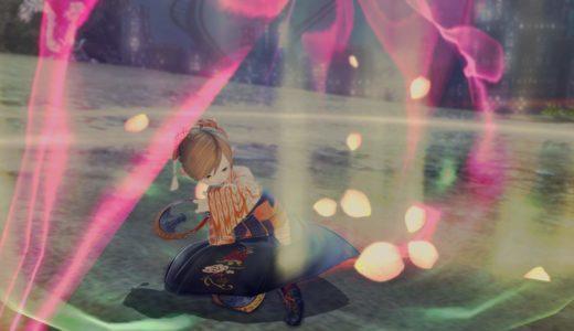 【FF14】踊り子には和装が似合うよねってお話し
