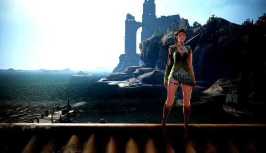 【PS4版黒い砂漠】徒歩貿易にもおすすめ!ヘラクレスシリーズのご紹介