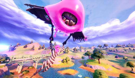 【Fortnite】ピンクの悪魔?コスチューム「ティーフ」のご紹介